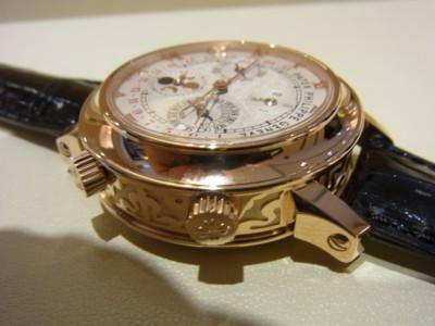 quality design 31cac 3d1ca KAMINE 社長ブログ | 腕時計の頂点 PATEK PHILIPPE Ref.5002 ...