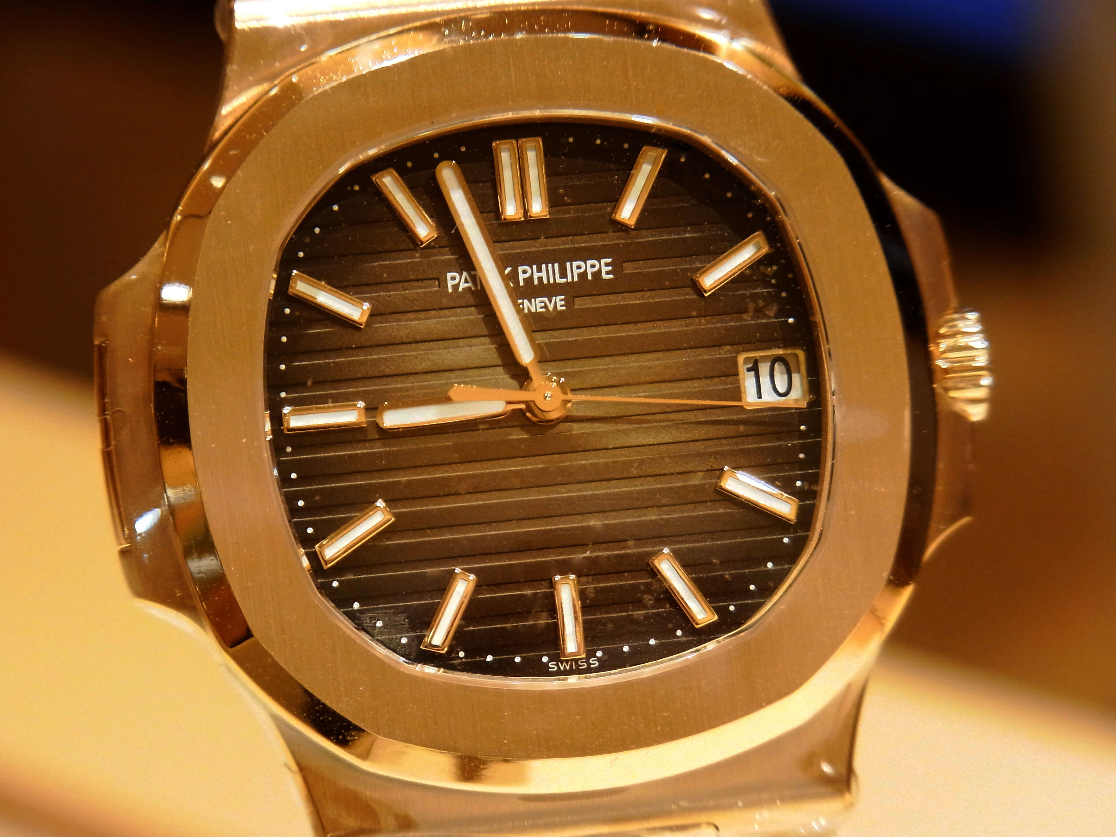 free shipping 26a89 a9f98 Patek Philippe Floorブログ