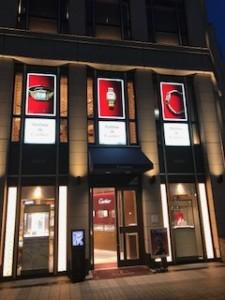 Kamine Cartier Campaign